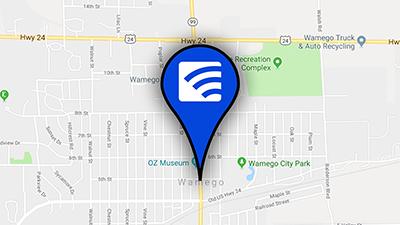 WTC WiFi Map